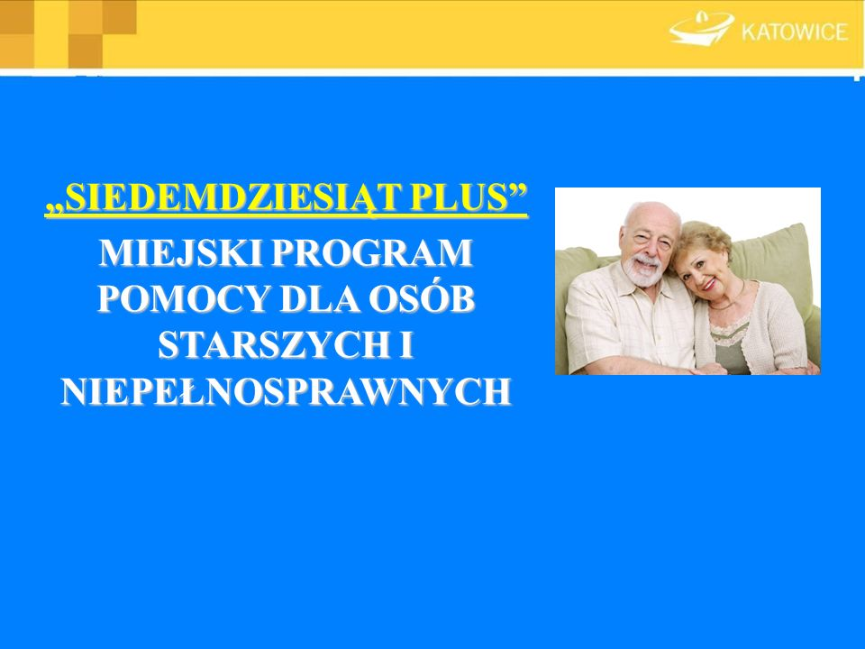 Projekty dofinansowywane w ramach dotacji z budżetu miasta Katowice – umowy wieloletnie