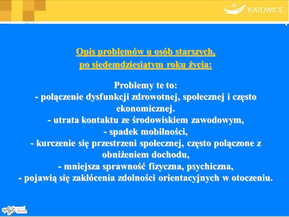 Akcja szczepień p/grypie dla mieszkańców Katowic w wieku powyżej 65 roku życia Corocznie w 3 kwartale roku organizowana jest również ogólnodostępna akcja szczepień przeciw grypie dla seniorów, która cieszy się dużą popularnością.