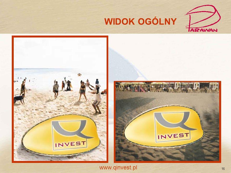 WIDOK OGÓLNY 16 www.qinvest.pl