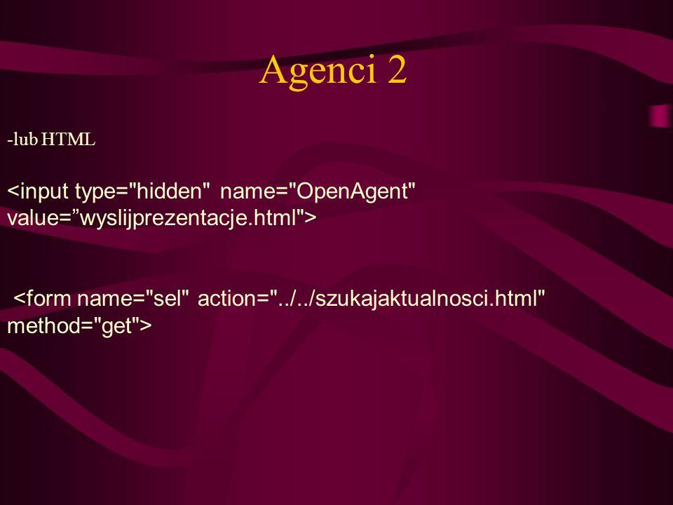 -lub HTML Agenci 2