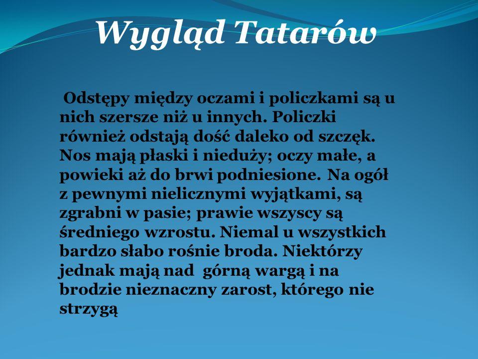 Zdjęcia Tatarów: