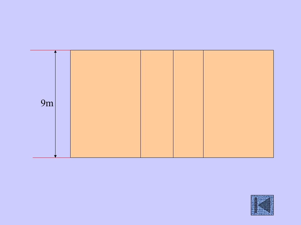 LINIE I POLE ZAGRYWKI POLE ZAGRYWKI o szerokości 9 m znajduje się poza linią końcową. Jest ograniczone po bokach przez dwie 15 cm linie prostopadłe do
