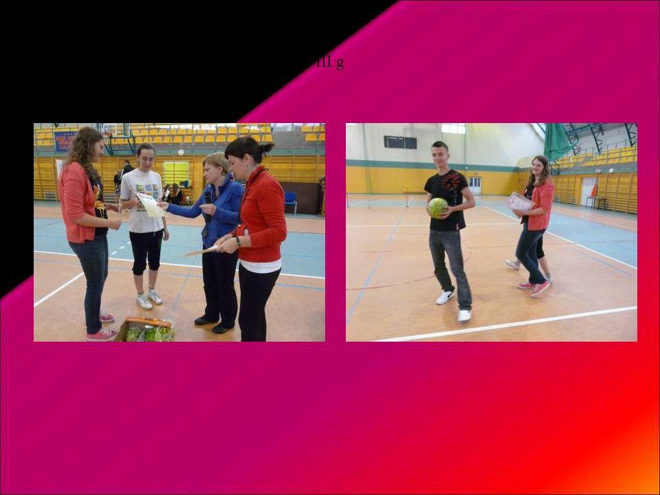 Braliśmy udział w konkursach promujących zdrowy styl życia. Zwycięzcami zostały klasy: II b – najciekawsza prezentacja multimedialna I a, I c, II b, I