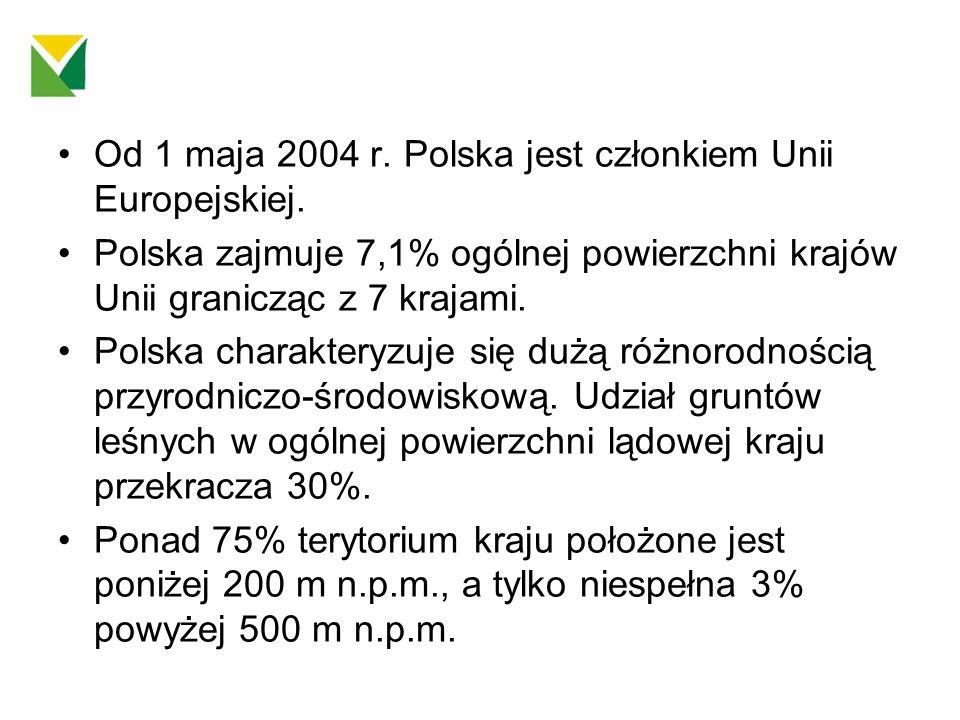 WARUNKI KLIMATYCZNE Klimat w Polsce charakteryzuje się dużymi wahaniami w długości poszczególnych pór roku.