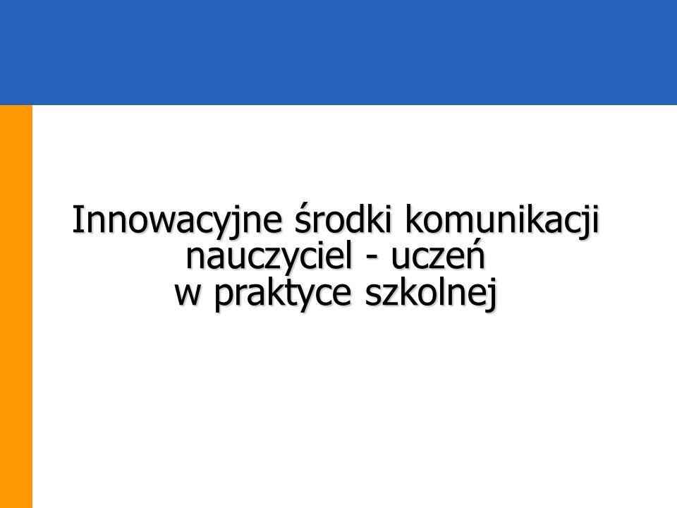 Publikacja współfinansowana przez Unię Europejską w ramach Europejskiego Funduszu Społecznego www.aktywny-w-szkole.us.edu.pl aktywny-w-szkole@us.edu.pl
