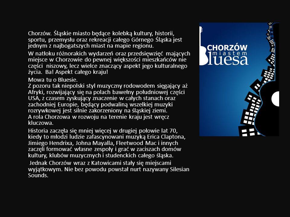 Chorzów. Śląskie miasto będące kolebką kultury, historii, sportu, przemysłu oraz rekreacji całego Górnego Śląska jest jednym z najbogatszych miast na