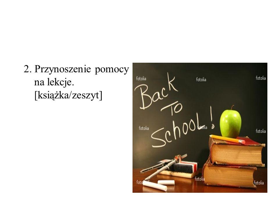 Oto podręczniki z jakich korzystamy na zajęciach