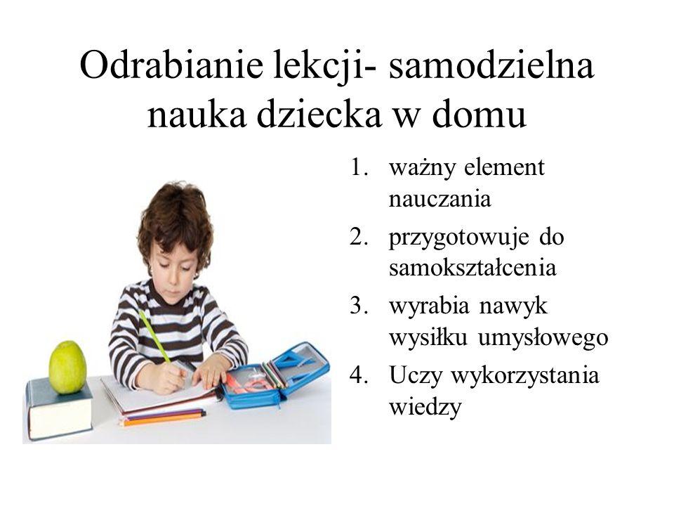 Kilka prostych zasad 1.Odpowiednia pora.2.Pozytywne nastawienie.
