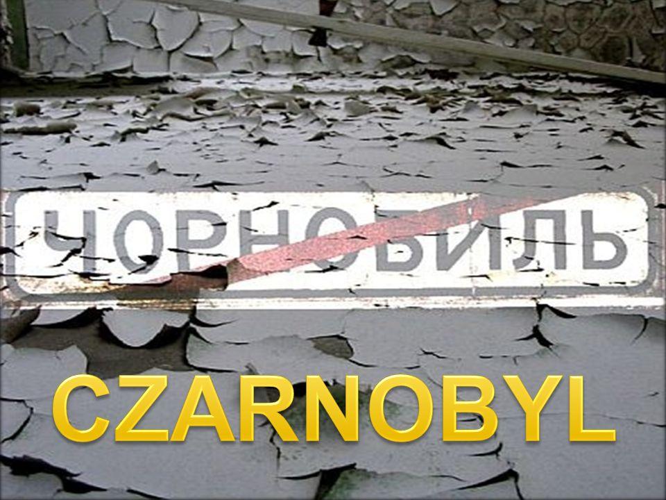 Katastrofa w Czarnobylu wymusiła masowe przesiedlenia ludności.