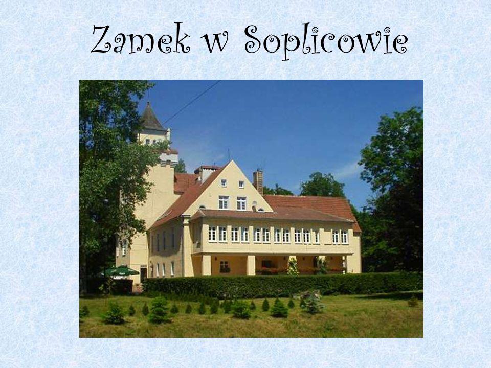 Opis Zamku Hotel Soplica to XV-wieczny zamek, będący niegdyś siedzibą znanego na Pomorzu rodu Wejherów.