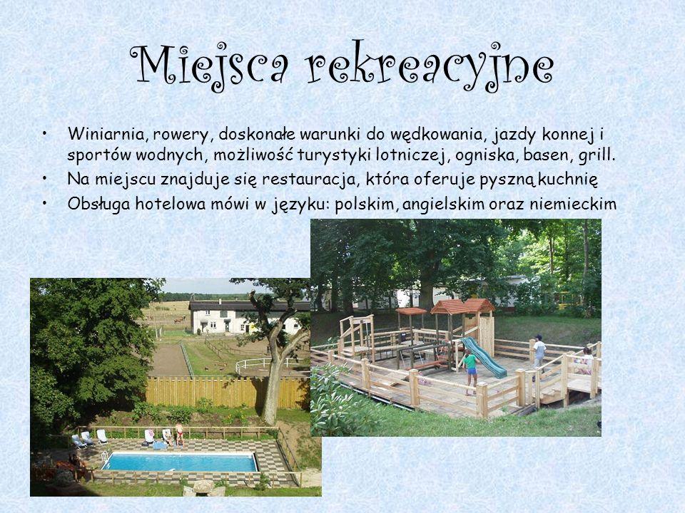 Kontakt oraz dojazd Hotel SOPLICA Nowęcin, ul.Jeziorna 2 84-360 Łeba tel.