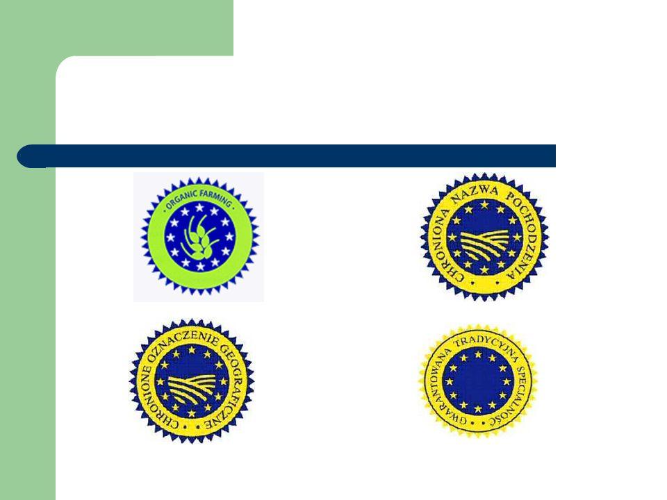 Sposoby ochrony Oprócz systemu europejskiego każdy kraj ma prawo do tworzenia własnych krajowych systemów jakościowych (podkreślających jakość ale nie chroniących geograficznych nazw)