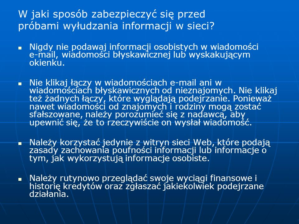 Programy szpiegujące.Programy szpiegujące (ang.