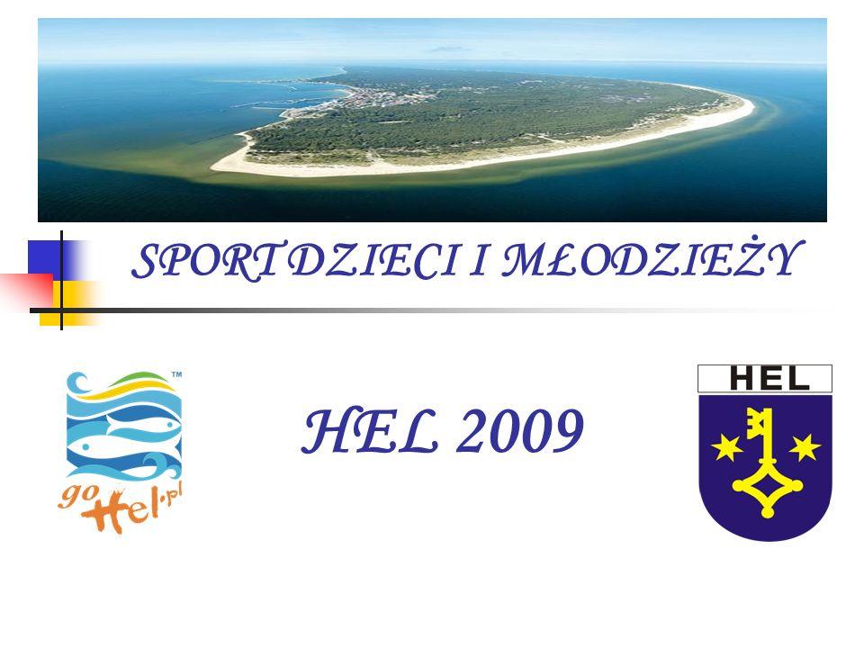 SPORT DZIECI I MŁODZIEŻY HEL 2009