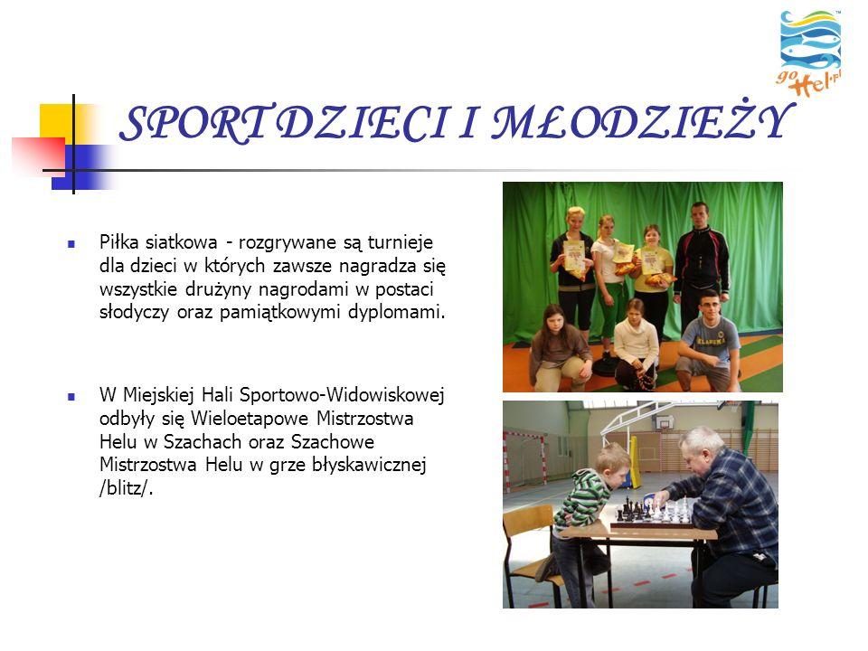 SPORT DZIECI I MŁODZIEŻY Zajęcia w siłowni w których uczestniczą dzieci i młodzież to zajęcia rekreacyjne.