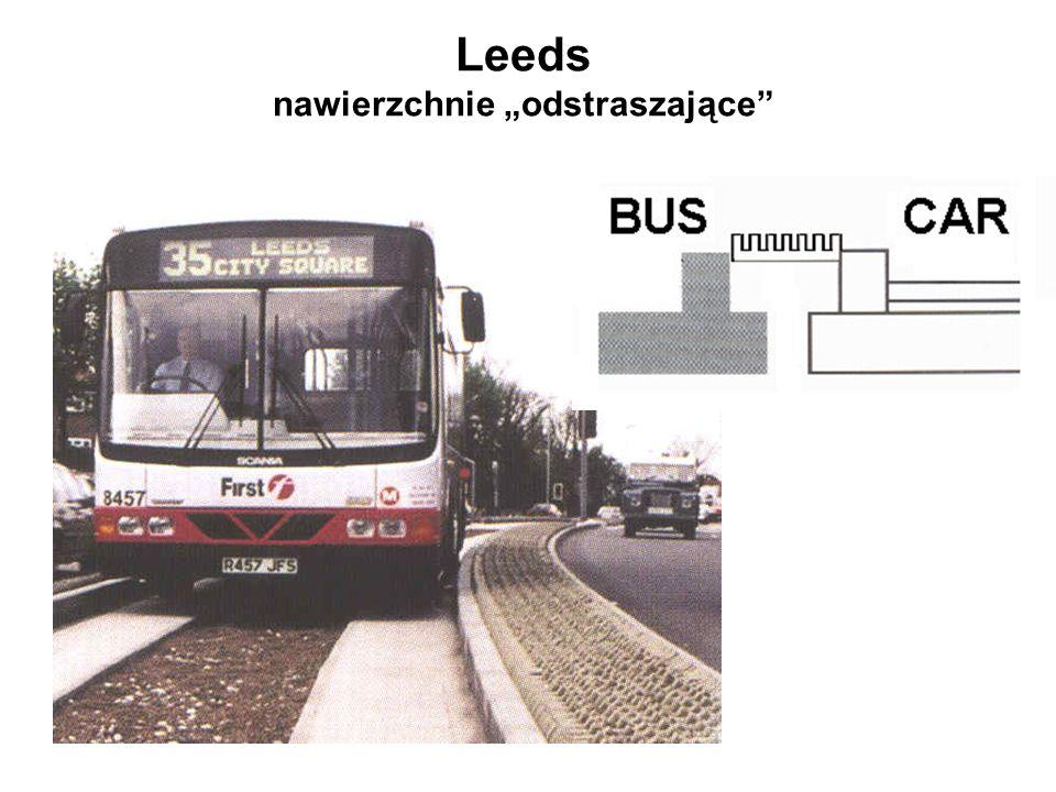 Leeds nawierzchnie odstraszające