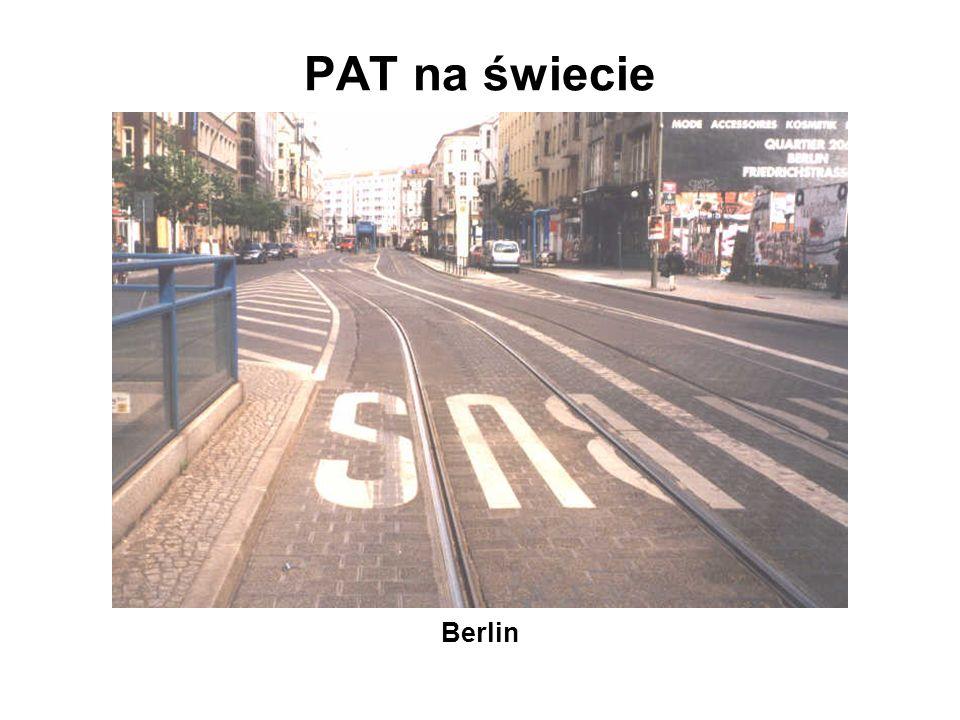 Wnioski: 1Warszawa w mniejszym stopniu niż Wrocław i Kraków nadaje się do zastosowania PAT 2Pomimo to, zastosowanie PAT w Warszawie jest w stanie przynieść korzyści komunikacyjne 3W obecnym układzie najbardziej odpowiedni dla Warszawy jest model punktowy PAT
