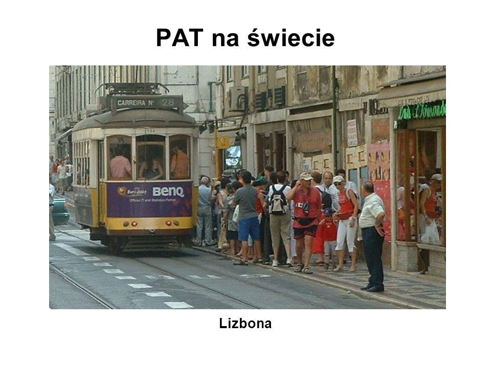PAT na świecie Lizbona
