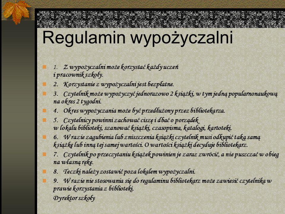 Pracownicy biblioteki: pani Krystyna Kozub pani Ewa Łapińska