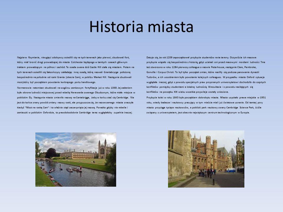 Historia miasta Najpierw Rzymianie, nieugięci zdobywcy osiedlili się na tych terenach jako pierwsi, zbudowali fort, który miał bronić drogi prowadzące
