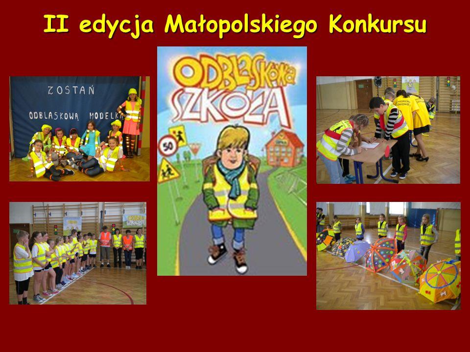 Do turnieju Dbam o swoje bezpieczeństwo przystąpili zarówno starsi uczniowie jak i najmłodsi.