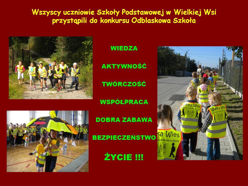 Cel: bezpieczne i kulturalne uczestniczenie w ruchu drogowym.