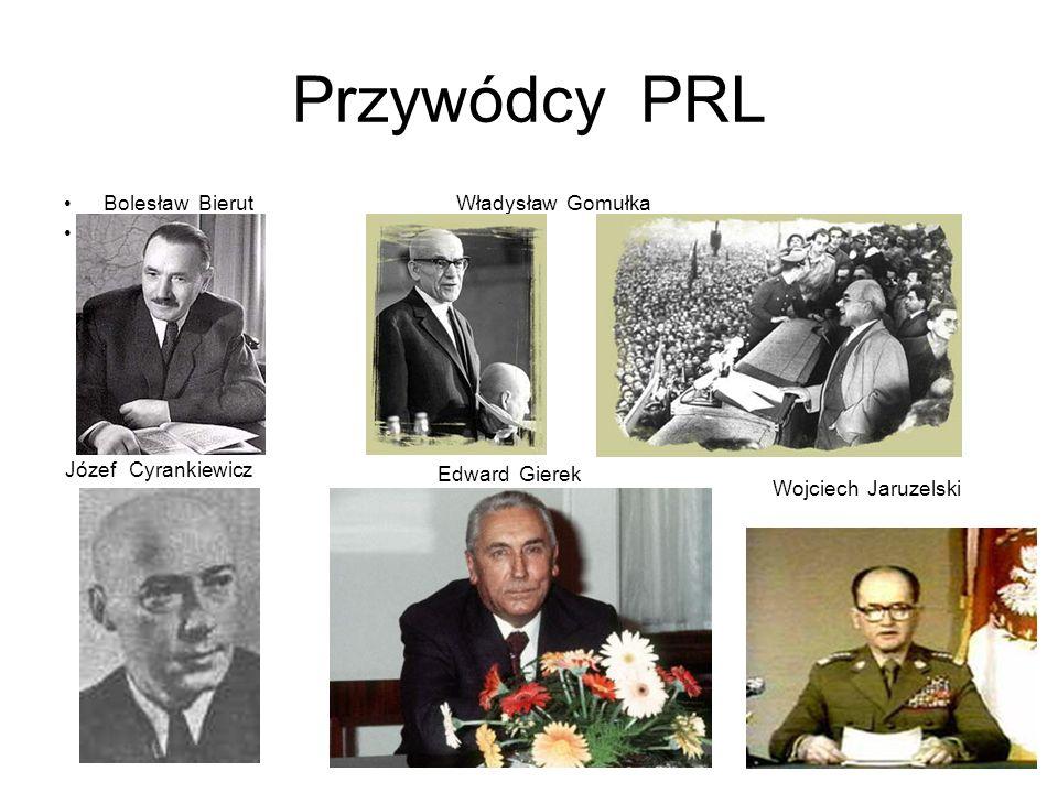 Prezydenci RP Wojciech Jaruzelski Lech Wałęsa Aleksander Kwaśniewski Lech Kaczyński