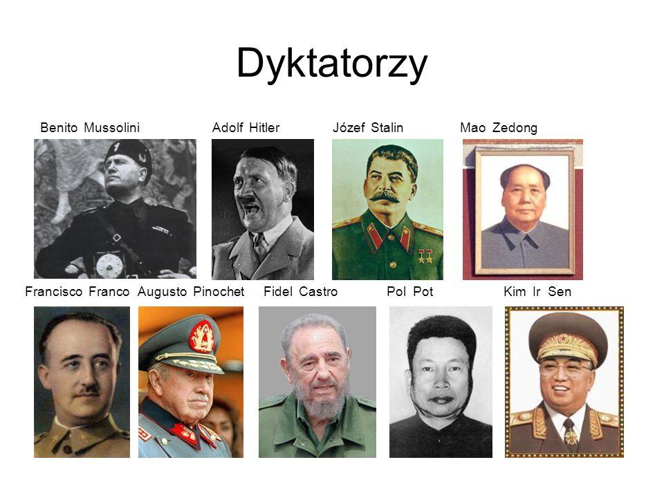 Przywódcy ZSRR Włodzimierz Lenin Józef Stalin Nikita Chruszczow Leonid Breżniew Jurij Andropow Michaił Gorbaczow