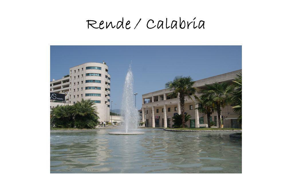 Rende / Calabria