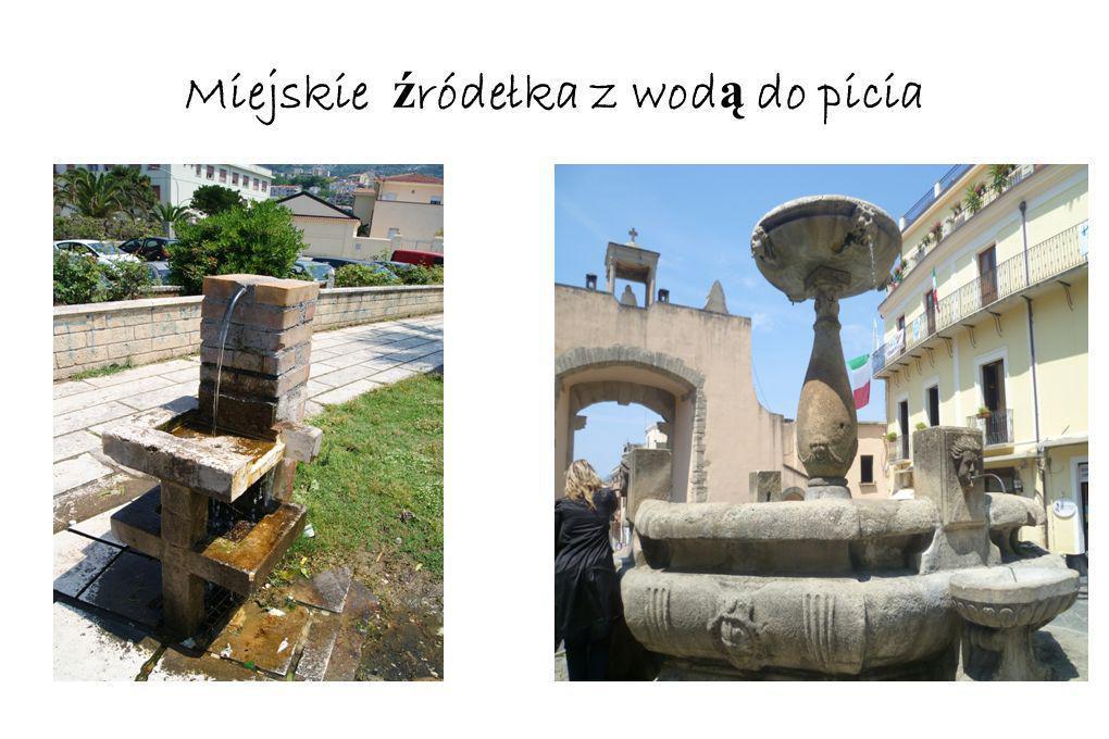 Miejskie ź ródełka z wod ą do picia
