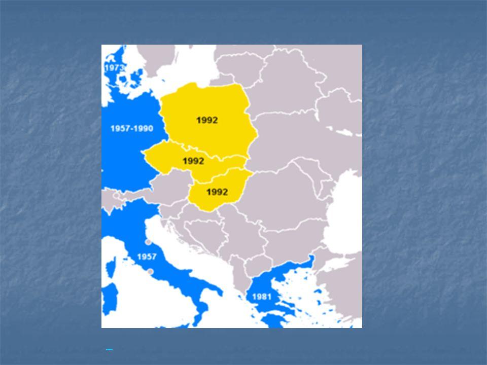 Kraje CEFTA (dawne i obecne) Środkowoeuropejskie Stowarzyszenie Wolnego