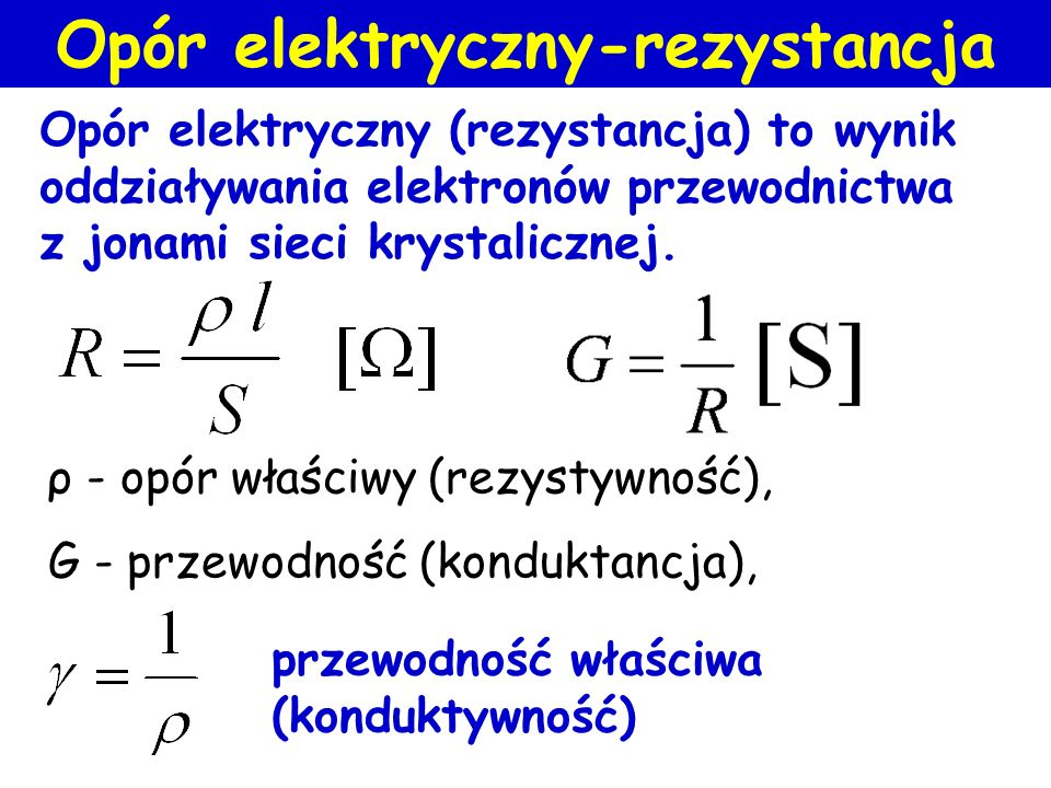Energia kondensatora Energia zmagazynowana w kondensatorze: Oznaczenia C - pojemność kondensatora; U - różnica potencjałów (napięcie); Q - ładunek zgromadzony na okładkach kondensatora; E – energia.