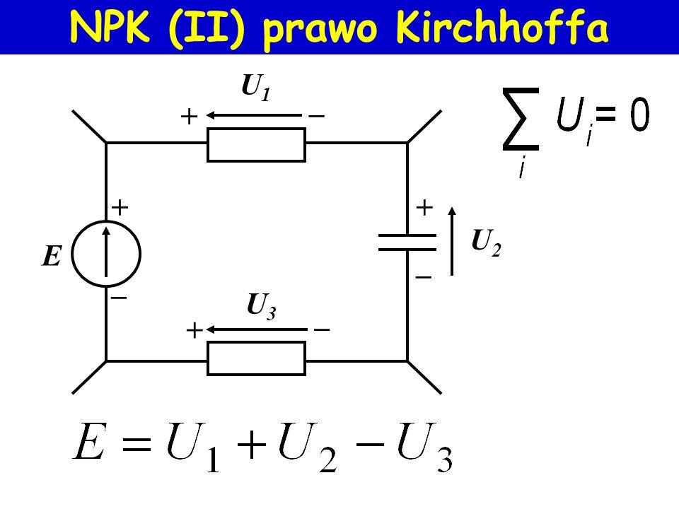 Kondensator płaski Kondensator płaski składa się z dwóch okładek o polu powierzchni S, znajdujących się w odległości d.