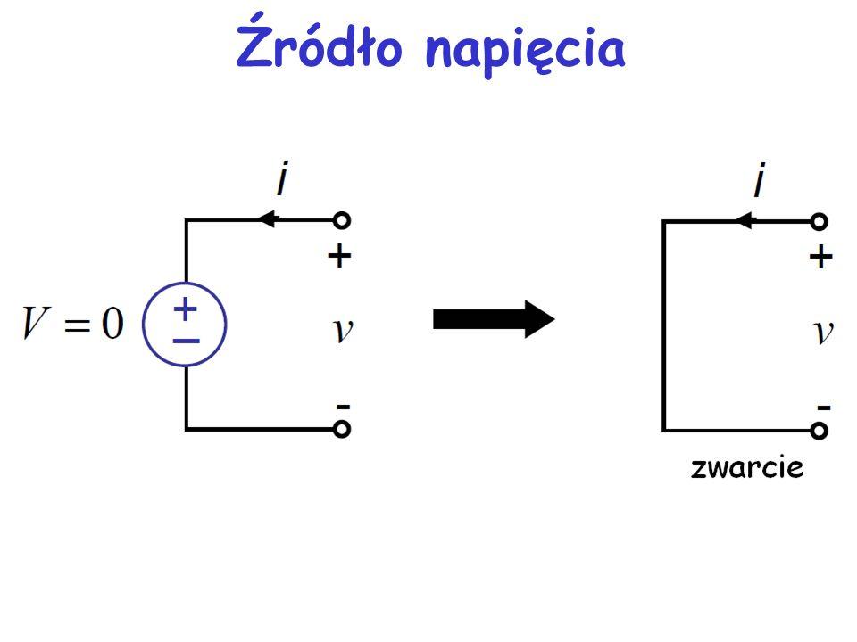 Zasada superpozycji – przykład specyficzny