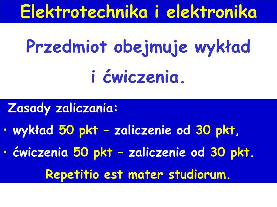 Opór właściwy w temperaturze 20 0 C Metale x 10 -6 m Metale x 10 -6 m Aluminium Cyna Cynk Miedź Ołów 0,0282 0,114 0,0522 0,0168 0,22 Platyna Rtęć Srebro Wolfram Żelazo (czyste) 0,111 0,958 0,0162 0,055 0,0978 Izolatory x m Stopy x 10 -6 m Bakelit Bursztyn Ebonit Szkło 10 12 - 10 14 10 20 – 10 22 10 18 – 10 20 10 16 – 10 17 Brąz fosforowy Mosiądz Stal Żeliwo 0,038 – 0,17 0,08 – 0,07 0,07 – 0,1 2,0 – 5,0 Stopy oporowe x 10 -6 m Konstantan (Cu, Ni) Nikielina (Cu, Ni, Zn) Manganian (Cu, Mn, Ni) Chromonikielina (Cr, Ni, Fe) Kantal (Fe, Cr, Al.) 0,47 – 0,50 0,33 0,43 – 0,45 1,06 1,35 – 1,45