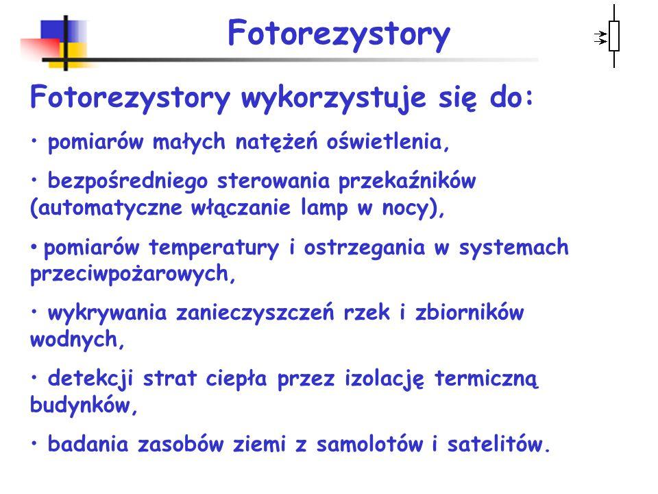 Fotorezystory