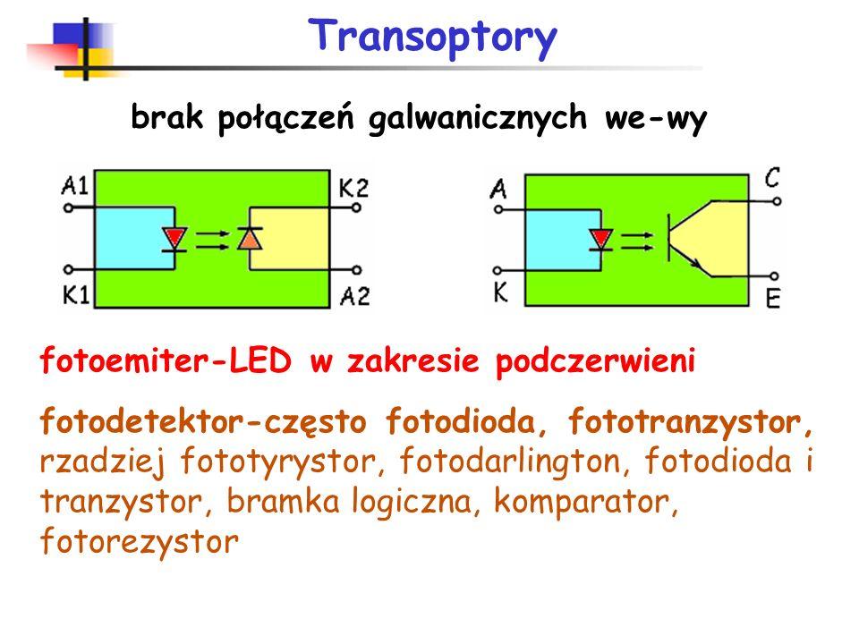 Proste przetworniki fotoelektryczne