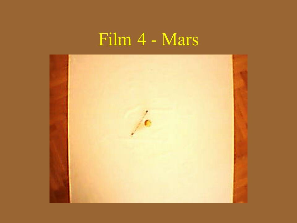 Film 4 - Mars