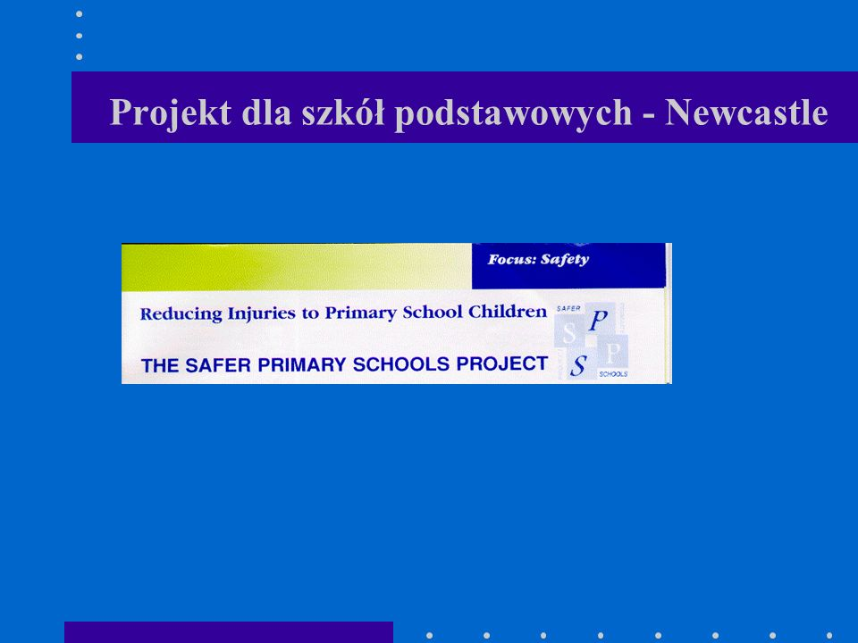 Projekt dla szkół podstawowych - Newcastle