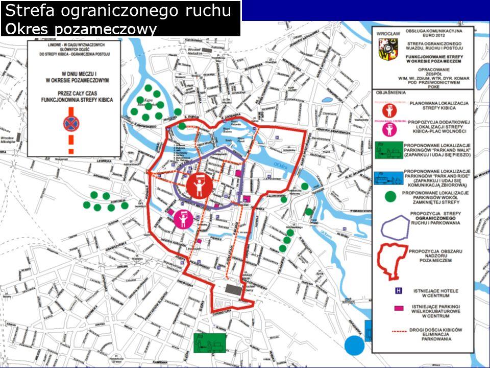Założenia do funkcjonowania strefy kibica 1.Na strefę kibica wyznacza się obszar Rynku, Placu Solnego oraz deptak ulicy Świdnickiej na czas trwania Mistrzostw Europy w Piłce Nożnej.