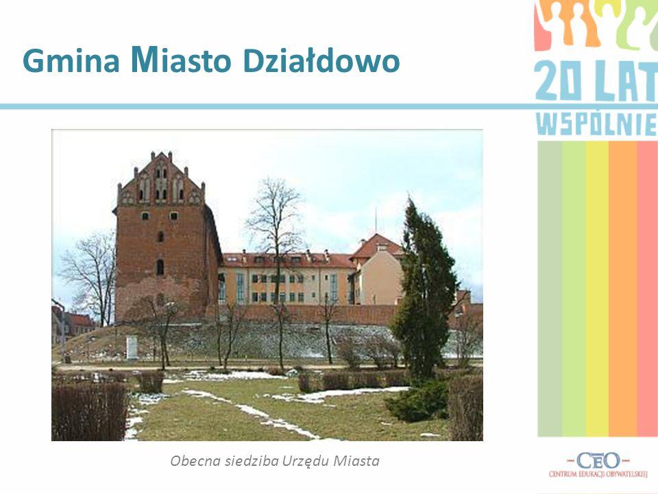 Obrady obecnej Rady Miasta Gmina M iasto Działdowo