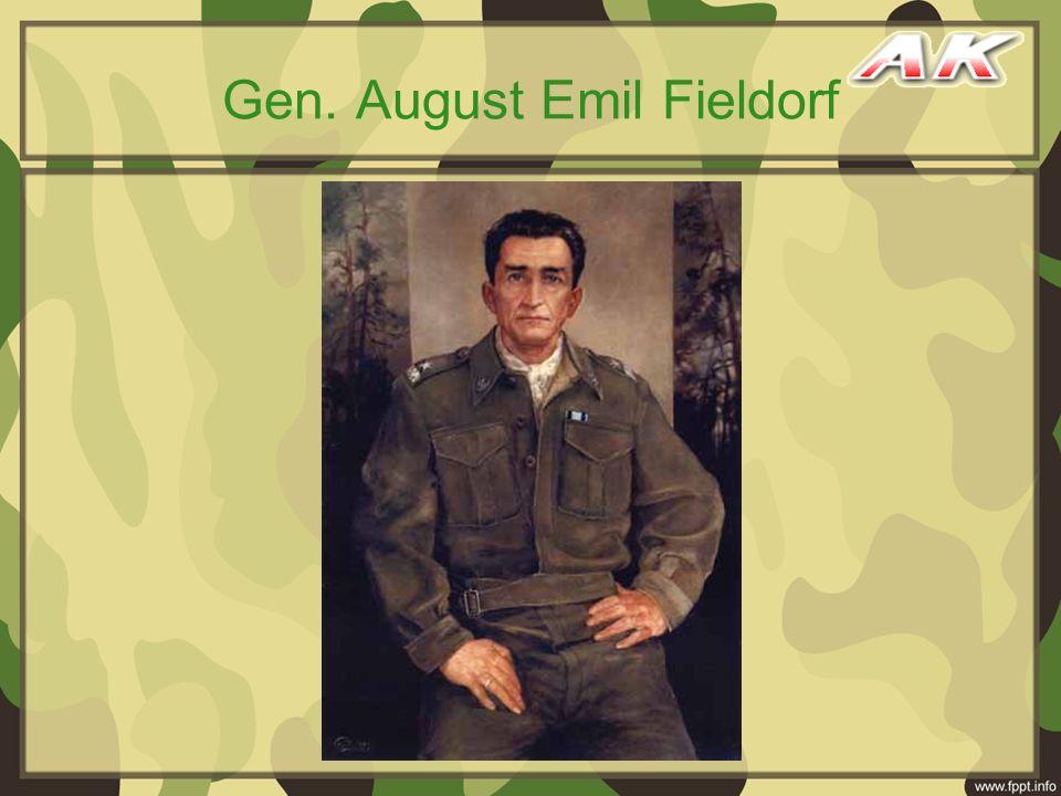 Nil generał August Emil Fieldorf rok wydania 2010