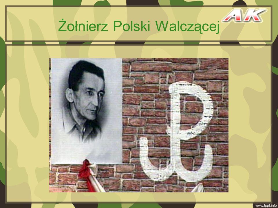 Żołnierz Polski Walczącej