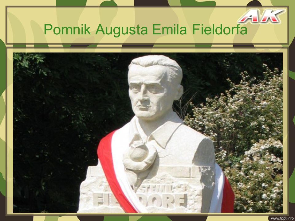 Pomnik Augusta Emila Fieldorfa