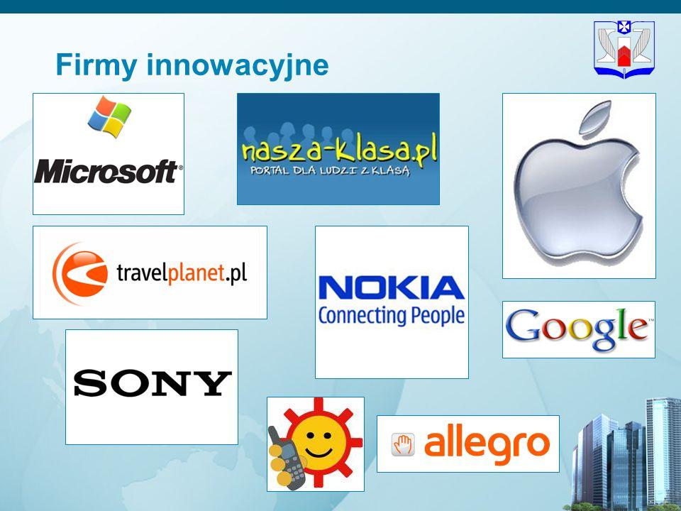3 Firmy innowacyjne