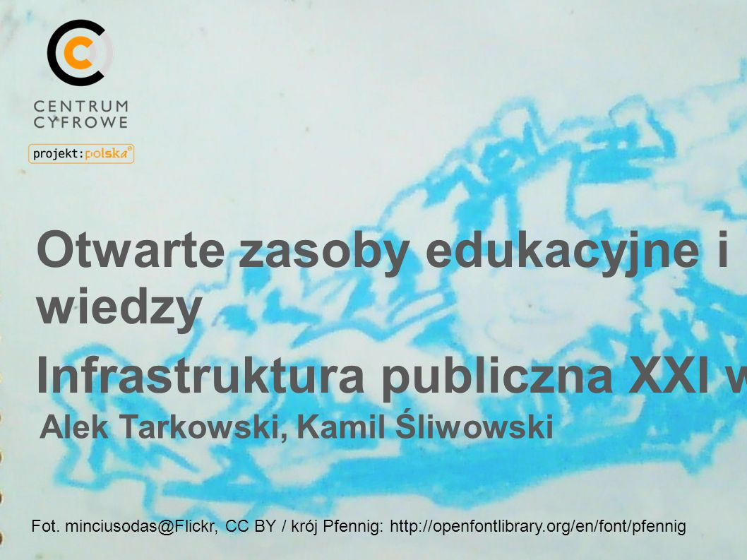 OA w Polsce MNiSW: ekspertyza ICM PAN – Komisja ds.