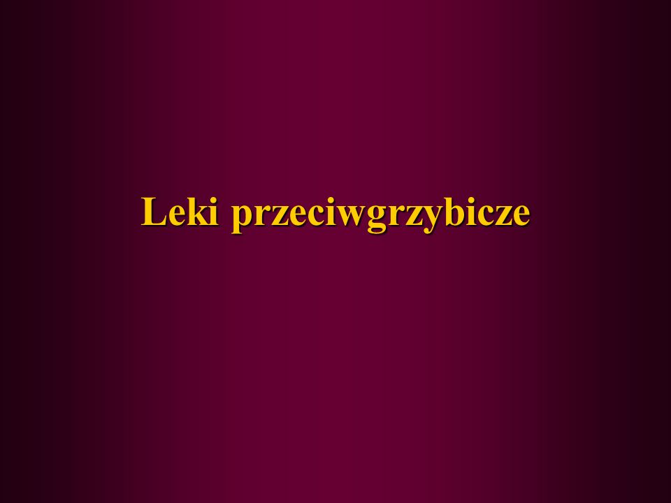 Leki przeciwrobacze stosowane w Polsce Glista ludzka Mebendazol Pyrantel Albendazol Owsiki Mebendazol Pyrantel Tiabendazol Albendazol Włosogłówka Mebe