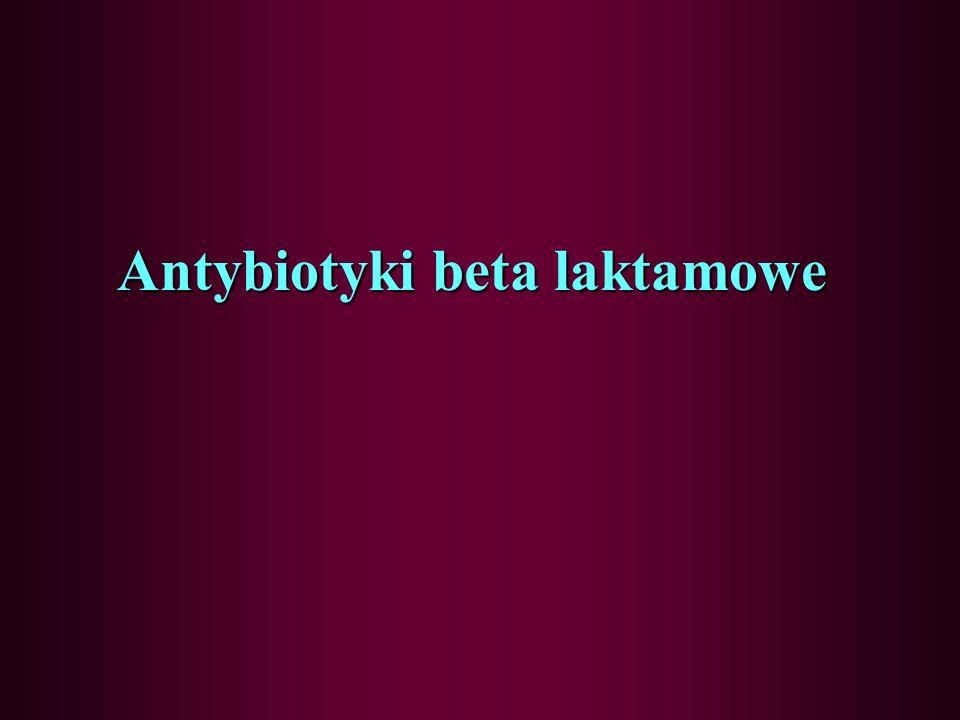 topień przenikania antybiotyków do tkanek : Ze względu na stopień przenikania antybiotyków do tkanek antybiotyki możemy podzielić na: Łatwo przenikają