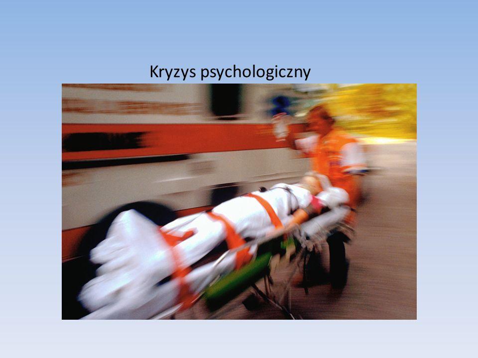 Kryzys psychologiczny