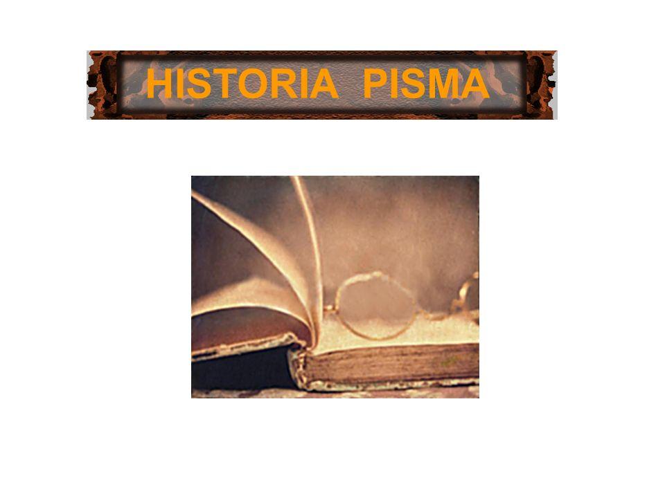 Alfabet łaciński rozprzestrzenił się razem z armią rzymską w niemal całej Europie.